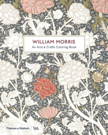 William Morris & Co : An Arts & Crafts Colouring Book, Paperback Book
