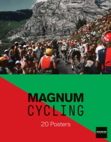Magnum Cycling Poster Book, Postcard book or pack Book
