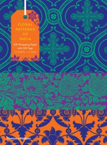 Floral Patterns of India: Gift Wrapping Paper Book, Miscellaneous print Book