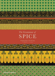 The Grammar of Spice: Gift Wrapping Paper Book, Miscellaneous print Book