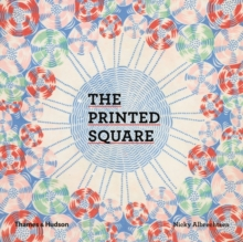 Printed Square, Hardback Book