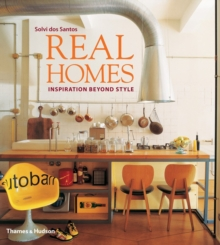 Real Homes, Hardback Book
