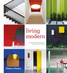 Living Modern : The Sourcebook of Contemporary Interiors, Hardback Book