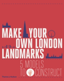 Make Your Own London Landmarks, Hardback Book