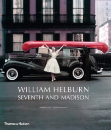 William Helburn: Mid-Century Fashion and Advertising Photography, Hardback Book
