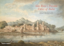 Sita Ram's Painted Views of India, Hardback Book