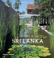 At Home in Sri Lanka, Hardback Book