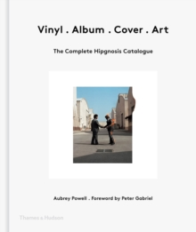 Vinyl . Album . Cover . Art : The Complete Hipgnosis Catalogue, Hardback Book