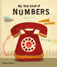 My First Book of Numbers, Paperback / softback Book
