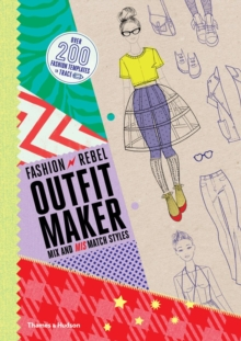 Fashion Rebel Outfit Maker : Mix and Mismatch Styles!, Paperback Book