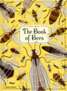 Book of Bees!, Hardback Book