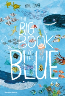 The Big Book of the Blue, Hardback Book