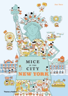 Mice in the City: New York, Hardback Book