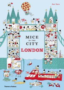 Mice in the City: London, Hardback Book