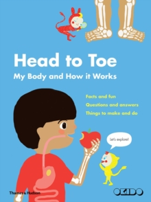 My Head-to-Toe Body Book, Paperback Book