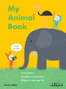 My Animal Book, Paperback Book