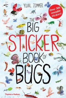 The Big Sticker Book of Bugs, Paperback Book