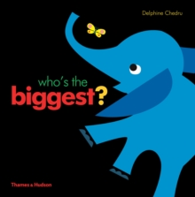 Who's the Biggest?, Hardback Book