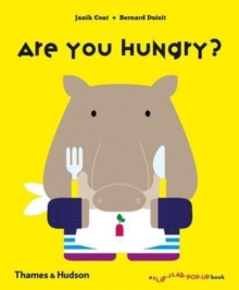 Are You Hungry?, Hardback Book