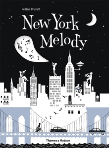 New York Melody, Hardback Book
