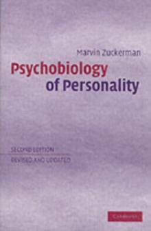zuckerman sensation seeking theory