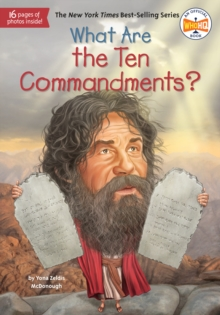 What Are the Ten Commandments?, Paperback Book