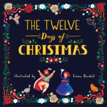 The Twelve Days of Christmas, Board book Book