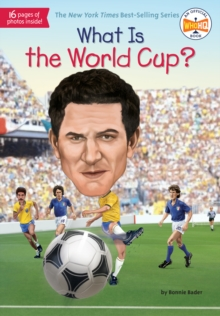 What Is the World Cup?, Paperback Book