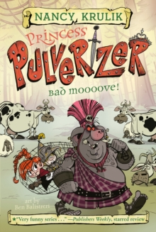Bad Moooove! #3, Paperback / softback Book