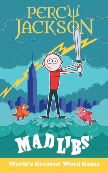 Percy Jackson Mad Libs, Paperback Book