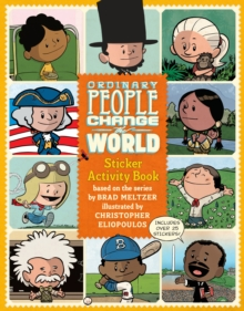 Ordinary People Change the World Sticker Activity Book, Paperback / softback Book