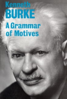 A Grammar of Motives, Paperback / softback Book