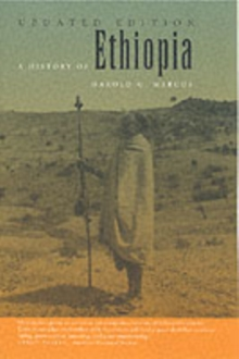 A History of Ethiopia, Paperback / softback Book