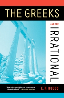 The Greeks and the Irrational, Paperback Book