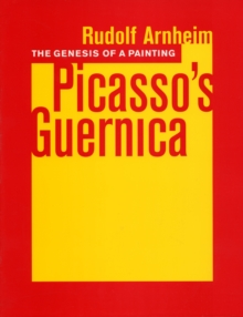 The Genesis of a Painting : Picasso's <i>Guernica</i>, Paperback Book