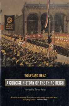 A Concise History of the Third Reich, Paperback Book
