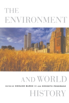 The Environment and World History, Paperback Book