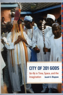 City of 201 Gods : Ile-Ife in Time, Space, and the Imagination, Paperback Book