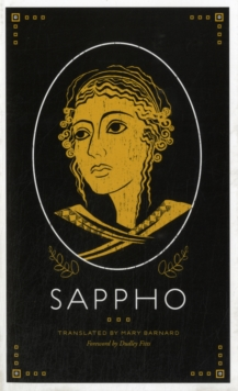 Sappho, Paperback Book