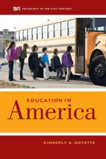 Education in America, Paperback / softback Book