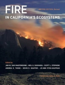 Fire in California's Ecosystems, Hardback Book