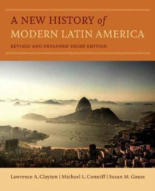 A New History of Modern Latin America, Paperback Book