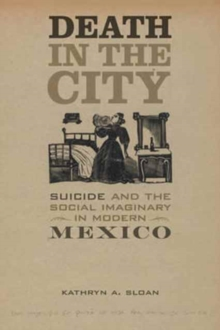 Death in the City : Suicide and the Social Imaginary in Modern Mexico, Paperback / softback Book