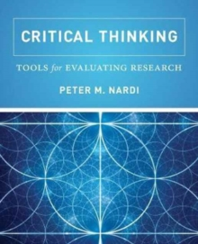 Critical Thinking : Tools for Evaluating Research, Paperback / softback Book