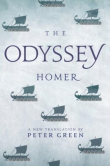 The Odyssey : A New Translation by Peter Green, Hardback Book