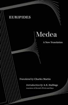 Medea : A New Translation, Paperback / softback Book