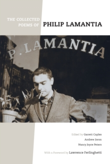 The Collected Poems of Philip Lamantia, Paperback / softback Book