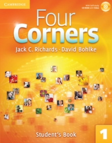 Four Corners Level 1 Student's Book with Self-study CD-ROM, Mixed media product Book