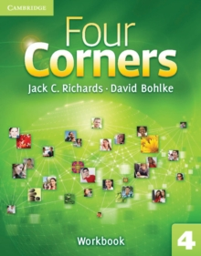 Four Corners Level 4 Workbook, Paperback / softback Book