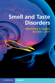 Smell and Taste Disorders, Paperback Book